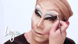 drag makeup tutorial trixie mattel s bubble gum fantasy rupaul s drag race logo you