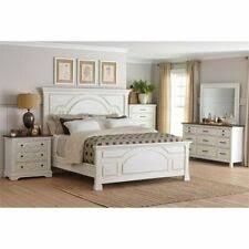 Plywood White Bedroom Furniture Sets for sale   eBay