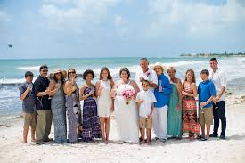 Alissa Dent owner of Sea2Shore Travel Agency Vow Renewal ...