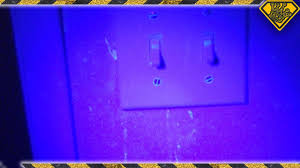 Do Black Lights Show Germs Whats Hiding In Your Hotel Room