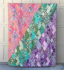 My Tula Pink Chipper Boomerang Quilt (jaybird quilts)   Patchwork ... & My Tula Pink Chipper Boomerang Quilt (jaybird quilts) Adamdwight.com