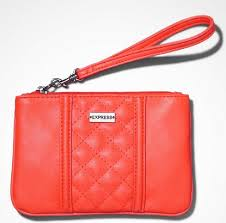 Glam Deal! Express Quilted Panel Wristlet   inHer Glam & This ... Adamdwight.com