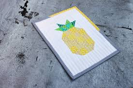 Pineapple Quilt Pattern Magnificent FREE PATTERN Patchwork Pineapple Mini Quilt Dear Stella Design