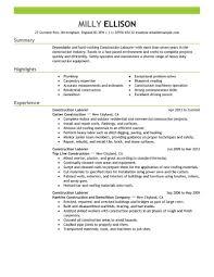 Construction Laborer Job Description Resume Construction Laborer Job Description Resume Therpgmovie 5