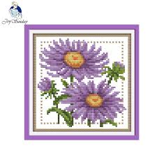 Floral Cross Stitch Patterns Awesome Design Ideas
