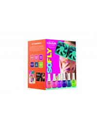 6pc Colour Gloss Prepack Includes 1 Each Of 2700230