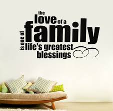 Blessing Quotes Bible Fascinating The Love Of A Family Is One Of Lifes Greatest Blessings Bible