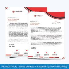 Letterheads Layouts Letterhead Template 14 Word Layouts