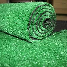image of plastic football field carpet