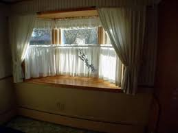 Window Treatments For Bay Windows Window Treatments For Bow Windows Casual  Cottage