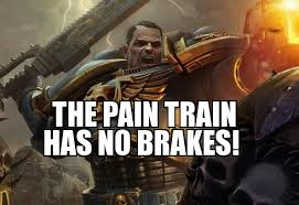 Image result for 40k that guy meme