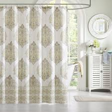 cool fabric shower curtains. Nice Ideas Cotton Shower Curtains 15 Best In 2018 Unique Cloth Fabric Cool O