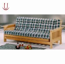wooden sofa bed designs inspiration used solid wood frame folding