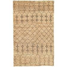 jaipur rugs natural taos taupe 9 ft x 12 ft tribal area rug