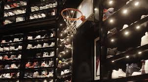 celebrity sneaker closets