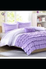 purple ruffle bedding purple ruffle twin bedding purple ruffle bedding set