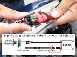 how to install hid conversion kit hid headlight hid fog lights how to install hid conversion kit