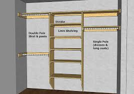 Small Picture 25 best Closet layout ideas on Pinterest Master closet layout