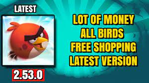 Angry Birds 2(2.53.0)Update New Mod Apk - YouTube