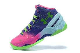 under armour womens basketball shoes. under armour charged™ anafoam sc30 ii high women\u0027s basketball shoes blue pink green womens a