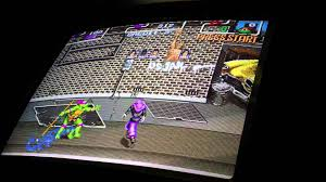 Ninja Turtles Arcade Cabinet Teenage Mutant Ninja Turtles Arcade Board Konami Youtube