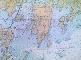 Naval Navigation Charts How Nautical Charts Are Read