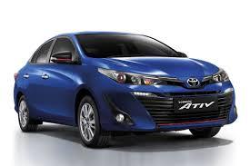 2018 Toyota Yaris Ativ sedan revealed - Autocar India