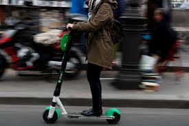 Light Up Scooter Argos First E Scooter Death As Rider 25 Is Hit By Lorry In Paris