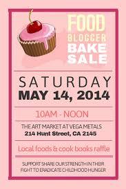bake sale flyer templates printable pink bake sale poster template bake sale flyer