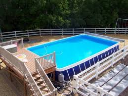 deck designs for above ground swimming pools 40 uniquely awesome above ground pools with decks diy
