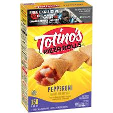 totino s pepperoni pizza rolls