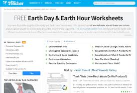 Top 10 Earth Day Worksheets Resources in 2017 - Ranked & Reviewed