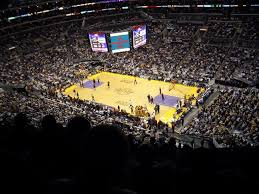 Los Angeles Lakers Upper Seats Lakersseatingchart Com