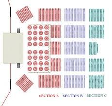 College Park Center Seating Chart Georgia International Convention Center College Park