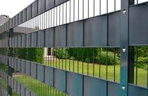 Recinzioni Da Giardino In Metallo : Recinzione da giardino in tralicci saldati metallo