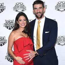 Michael Phelps and Nicole Johnson Welcome Baby No. 2 - E! Online