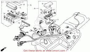 1986 honda goldwing 1200 wiring diagram 1984 Goldwing Wiring Diagram Goldwing Starter Wiring Diagram