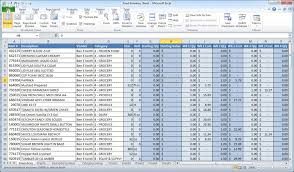 Microsoft Excel Is Not Inventory Software