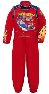 Lighting Mcqueen Pajamas Buy Disney Store Cars Lightning Mcqueen Costume Size Xs 4