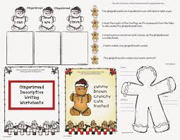 classroom bies gingerb descriptive writing worksheets gingerb descriptive writing worksheets
