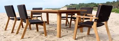 Small Picture Contemporary Exclusive Teak Garden Furniture Designs