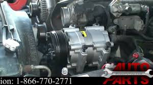 1996 ford explorer ac compressor part 1