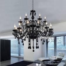crystal chandeliers whole european candle crystal chandeliers ceiling bedroom living room modern black dining room crystal chandeliers chandelier lamp