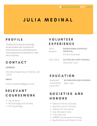 Scholarship Resume Templates 54 Images Katie 39 S On Pinterest