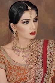 elegant stani bridal makeup styles