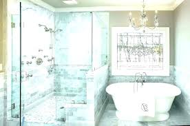 showers shower wall ideas solid surface walls options bathroom remodel on a budget regarding tile