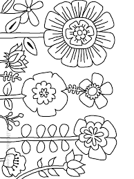 Small Picture Coloring Pages June Artideias Plant Parts Coloring Pages Plant
