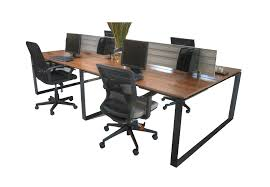 New Office Furniture Contempo Series Benching Stations New Life Office