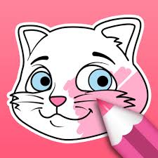 We have collected and made different cat drawings your child will enjoy coloring in. Kitty Cat Coloring Pages App Store Review Aso Revenue Downloads Appfollow