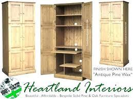 hideaway home office. Home Office Hideaway Walnut Hidden Furniture Interesting .